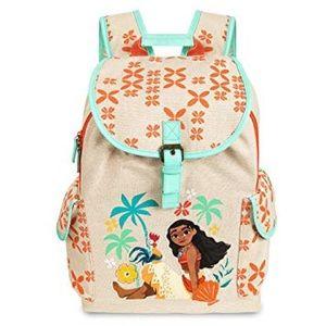 Disney Moana Backpack - Moana & HeiHei